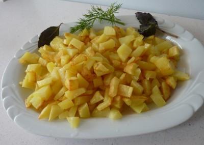 Любимые рецепты приготовления жареной картошки - картошка.jpg