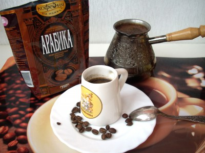Рецепты приготовления кофе. А как вы варите кофе? - DSCN4575.JPG