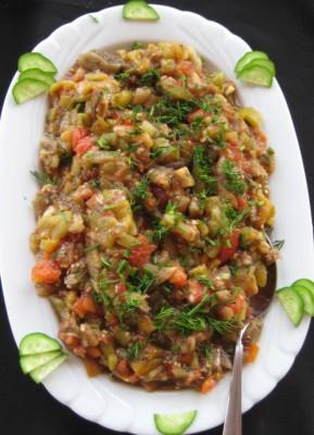 Блюда с баклажанами - баклажановый салат.jpg