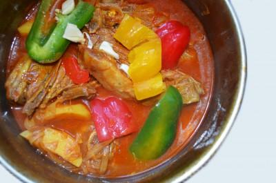 Арабский суп-соус Таббиха  - DSC_0024.JPG
