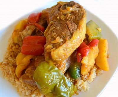 Арабский суп-соус Таббиха  - DSC_0047.JPG