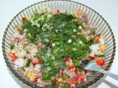 Салат с тунцом - P6130035.JPG