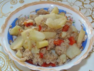 Любимые рецепты приготовления жареной картошки - P6170070.JPG