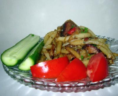 Любимые рецепты приготовления жареной картошки - IMG_2532.JPG