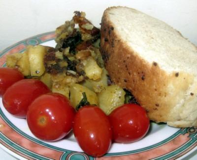 Любимые рецепты приготовления жареной картошки - IMG_0535.JPG