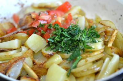 Любимые рецепты приготовления жареной картошки - DSC_0005.JPG