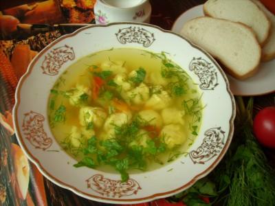 Суп с клёцками - DSCN8385.JPG