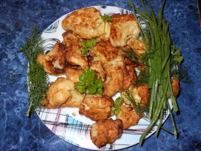 Рецепты блюд из цветной капусты - капуста с зеленью.jpg
