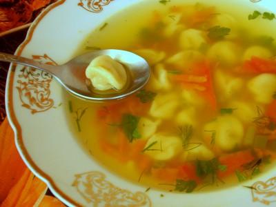 Суп с клёцками - DSCN8458.JPG